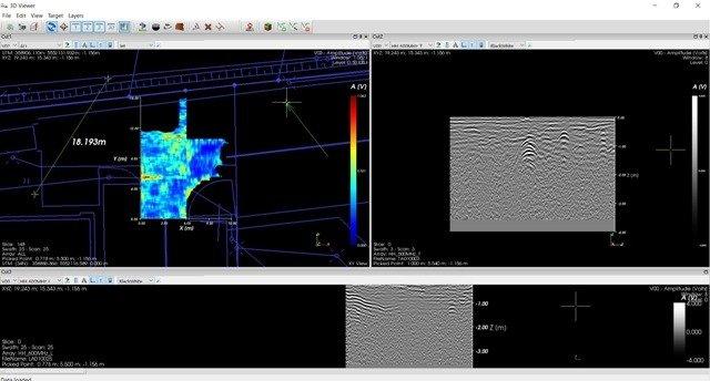 Interpretacja danych w GRED 3D