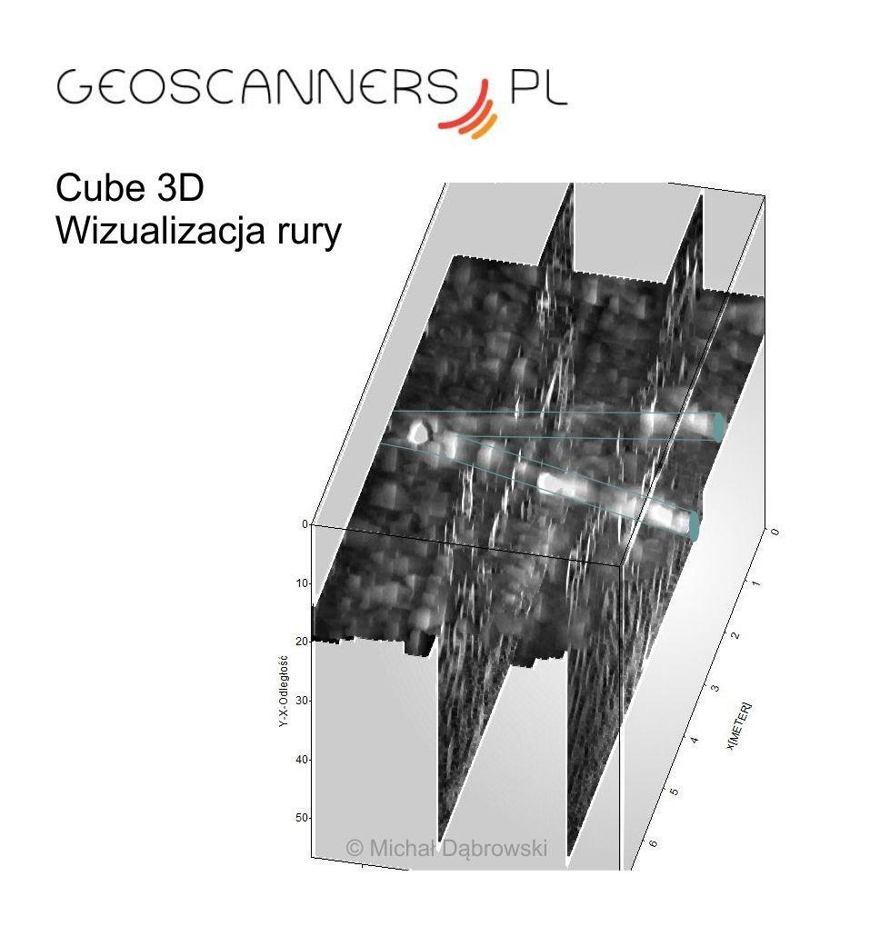 3D utility imaging