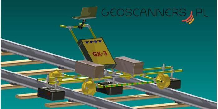 Advanced GPR equipment